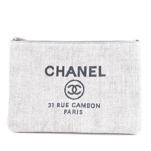 Evening Bag Beauty Case Deauville Raffia Clutch